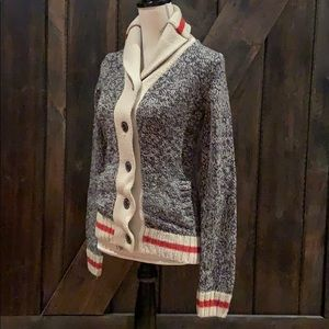 Bluenotes cardigan